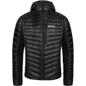 Berghaus Extrem Micro 2.0 Down Jacket Men jet black/grey pinstripe